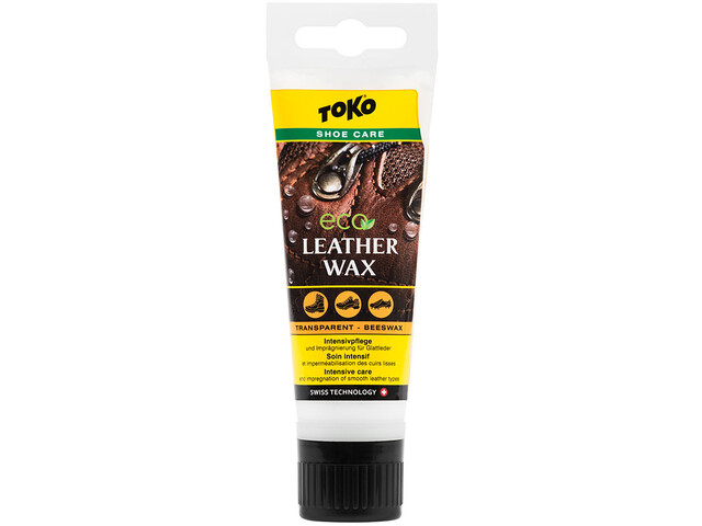 Toko Leather Voks Transparent - Beeswax